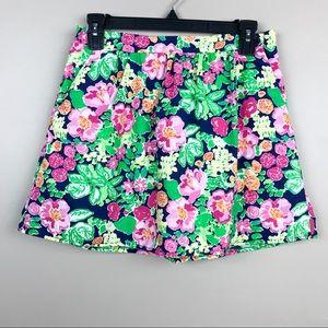 Lilly Pulitzer Getaway Garden Size S Mimosa Skirt